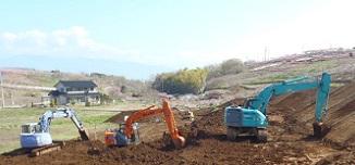公共土木工事のイメージ